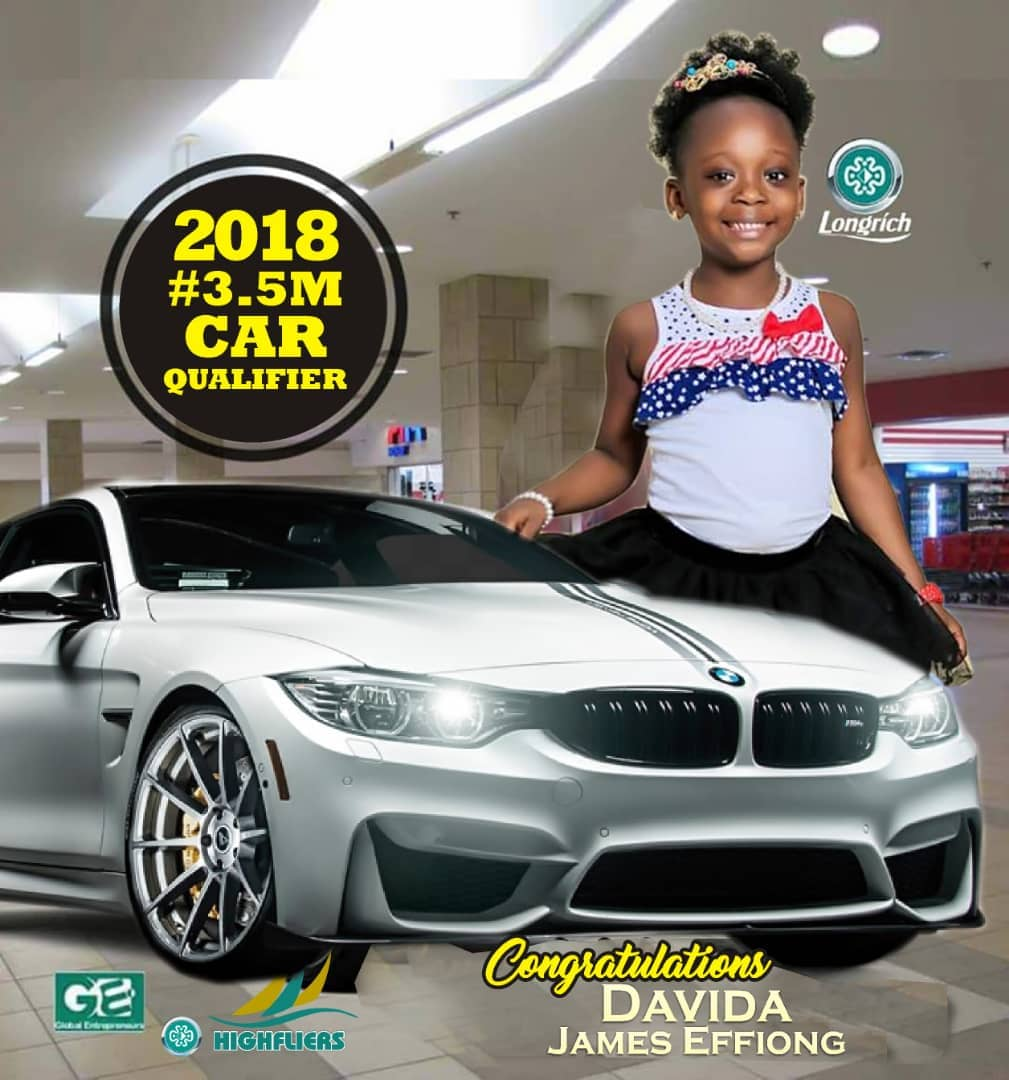 Longrich Nigeria - Car Award Winners - Star Directors 1