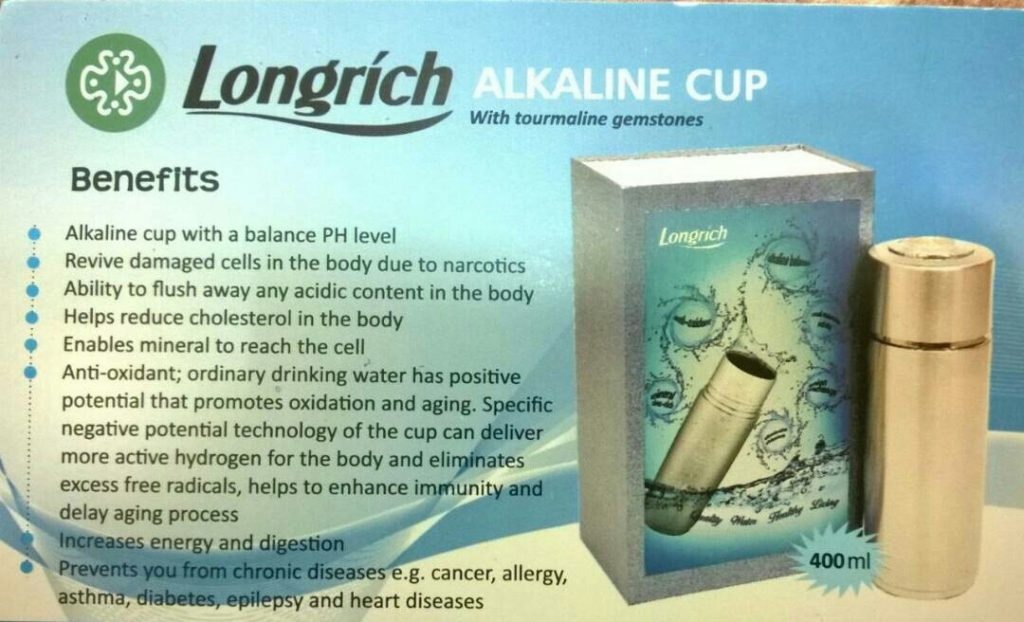 Longrich Nigeria - Products - Alkaline Soap