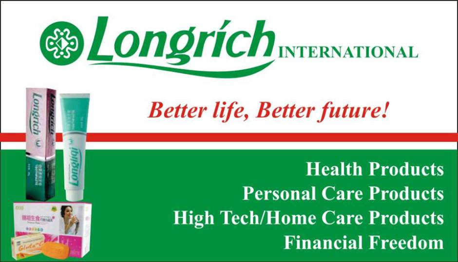Longrich Nigeria - Products - Features