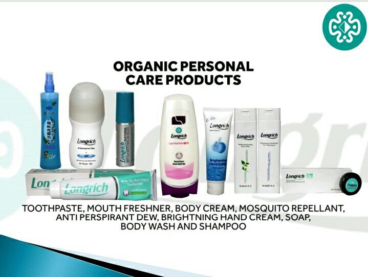 Longrich Nigeria - Products - Organic Personal Care Products